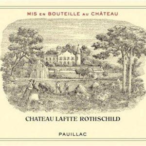 1995 Chateau Lafite Bordeaux Red Pauillac 1st Growth