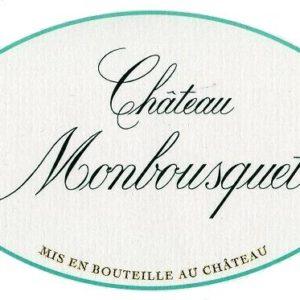 2000 Chateau Monbousquet Blanc Bordeaux White