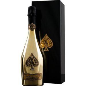 [NV] Armand De Brignac 'Ace of Spades' Brut Champagne Gold